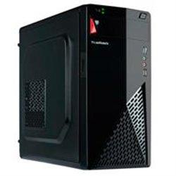 GABINETE LYNX ACTECK//MICRO ATX /MINI ITX /THIN MINI ITX/FUENTE DE PODER 500 W/COLOR NEGRO/AC-929035