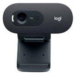 CAMARA WEB LOGITECH C505 HD 720 MICROFONO USB WIN/MAC OS/CHROME OS