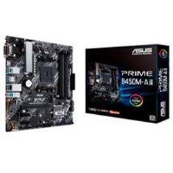 MB ASUS B450 AMD S-AM4 3A GEN/4X DDR4 2666/HDMI/DVI-D/D-SUB/M.2/6X USB 3.2/MICRO ATX/GAMA MEDIA/RGB