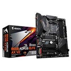 MB GIGABYTE B550 AMD S-AM4 3RA GEN/4XDDR4 3200/PCIE 4.0/HDMI/DP/4XUSB 3.2/USB-C/M.2/BLUETOOTH/WIFI/ATX/GAMA ALTA/GAMER