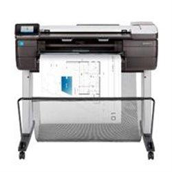 PLOTTER HP DESIGNJET T830 24 PULGADAS 60 CM MULTIFUNCIONAL 4 TINTAS (F9A28A)