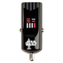 CARGADOR USB PARA AUTO SW DARTH VADER