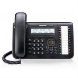 TELEFONO PANASONIC DIGITAL CON 24 TECLAS PROGRAMABLES PARA EXT. DIGITALES