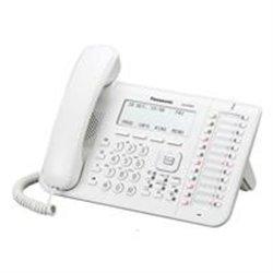 TELEFONO PANASONIC KX-DT546X DIGITAL CON 24 TECLAS PROGRAMABLES PARA EXT. DIGITALES