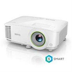 VIDEOPROYECTOR BENQ DLP EH600 TIRO REGULAR, FULL HD (1920 X 1080) 3500 LUMENES, SMART, ANDROID 6.0, BLUETOOTH 4.0, WI FI 2.4GB,5