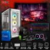 """PC RYZEN 9 3900X NVIDIA RTX-3060 12GB DDR6 32GB DDR4 512GBSSD 27"""" 165HZ"""